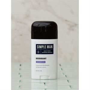 Picture of Simple Man Lavender Deodorant 2.9 oz